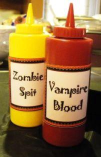 halloween-ketchup-and-mustard