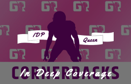 Fantasy Football's WK13 Cornerback Deep Coverage Call