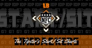WK13 Fantasy Football Linebacker Rankings NFC IDP Start/Sit Charts