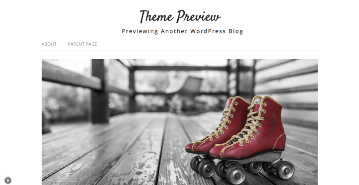 Lifestyle WordPress Theme Screenshot