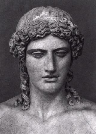 Apollo di Kassel & Athena Lemnia.  Φειδίας, Pheidias  (480 – 430 BC)..jpg