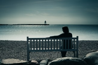alone with grief