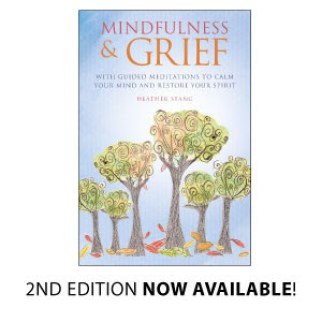 mindfulness and grief cover