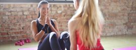 Joining a Fitness Community Helped Me During a Difficult Time