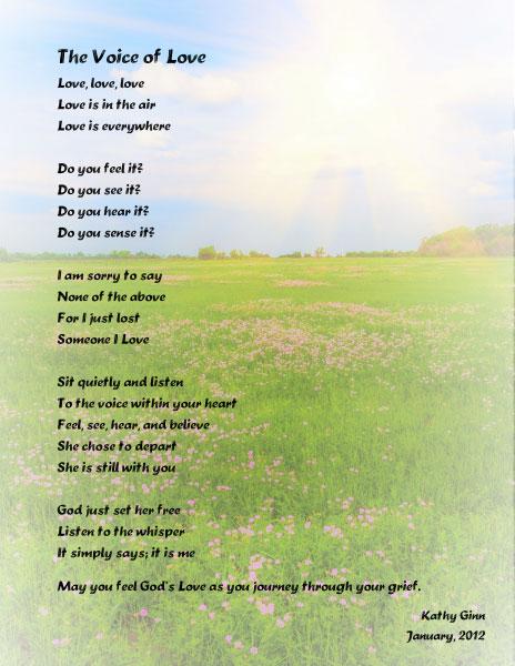 Voice of Love Poem