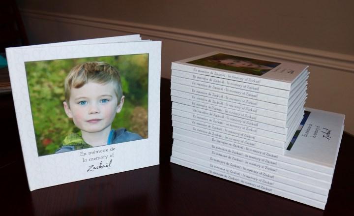 Zackaël's Honour Book (Mixbook)