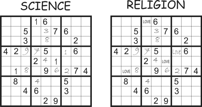 science_religion_sudoku
