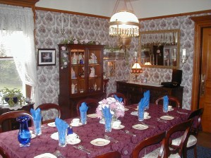 Griffin House-Dining Room