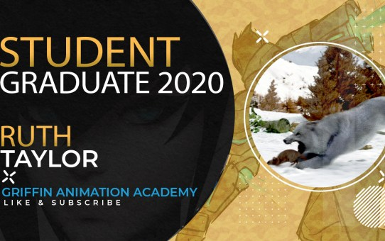 Animation Student Graduate 2020 - Ruth Taylor - Full Video