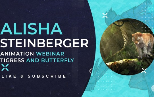 THE MAKING OF TIGRESS and BUTTERFLY with Alisha Steinberger | FULL VIDEO