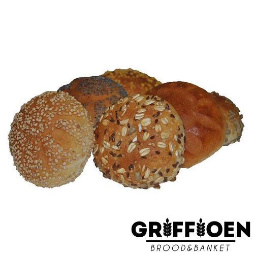 Griffioen Brood en Banket - Broodjes zaad