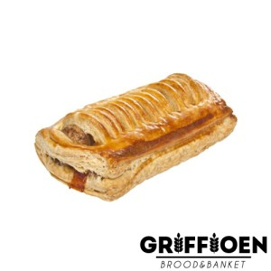 Griffioen Brood en Banket - Frikandelbroodje