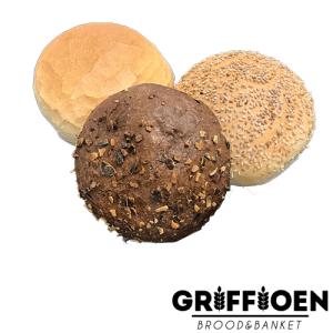Griffioen Brood en Banket - ges harde bollen