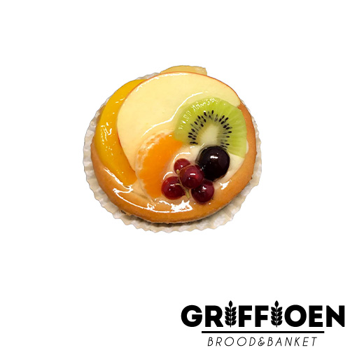 Griffioen Brood en Banket - fruitvlaaitje