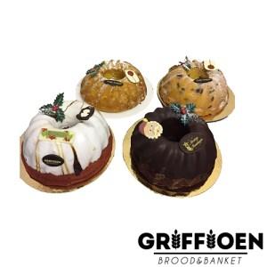 Griffioen Brood en Banket - Tulband Moscovisch met vruchten en rozijnen