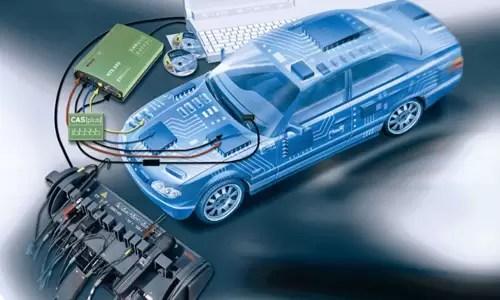 Bosch KTS Diesel Diagnostics