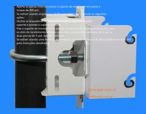 Acessório de montagem SLR1000 p1