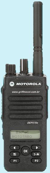 Rádio Portátil DEP570e