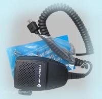 Microfone PTT da Linha DEM e EM