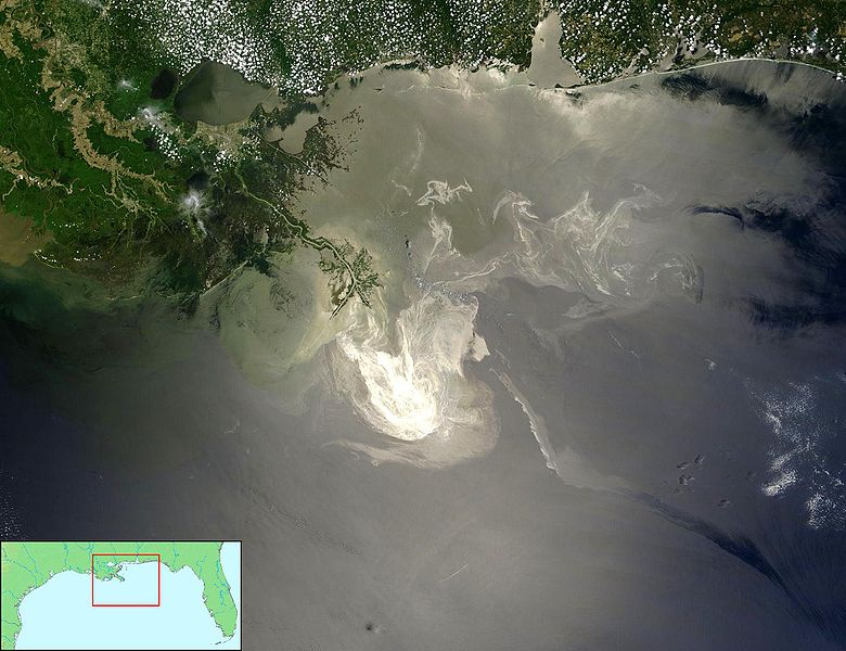 BP Oil Spill Disaster (1/6)