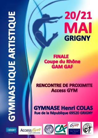 Finale CDR à Grigny