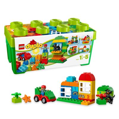 LEGO Duplo Creative Play Building Blocks