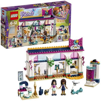 Lego Friends Emma and Andrea's Accessories Store Building Blocks