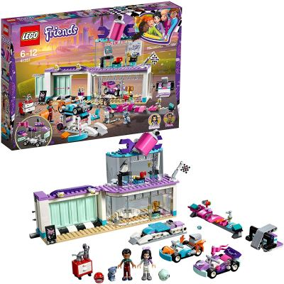 Lego Friends Emma's Creative Tuning Shop Building Blocks