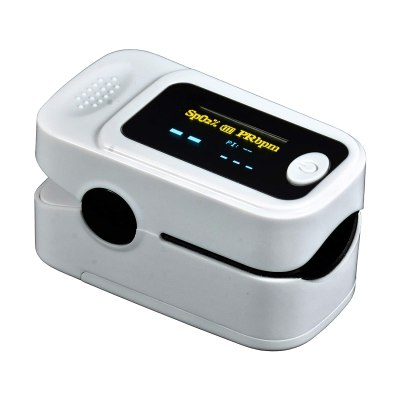 Arcatron Smart Care Pulse Oximeter, Fingertip Oxygen Saturation Monitor , SpO2 and Heart Rate Monitoring With LED Display