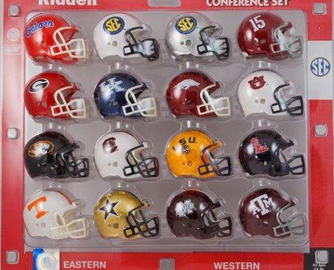 AMAZON: SEC Gameday Mini Helmets
