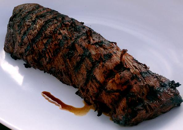 Grilled Whole Beef Tenderloin