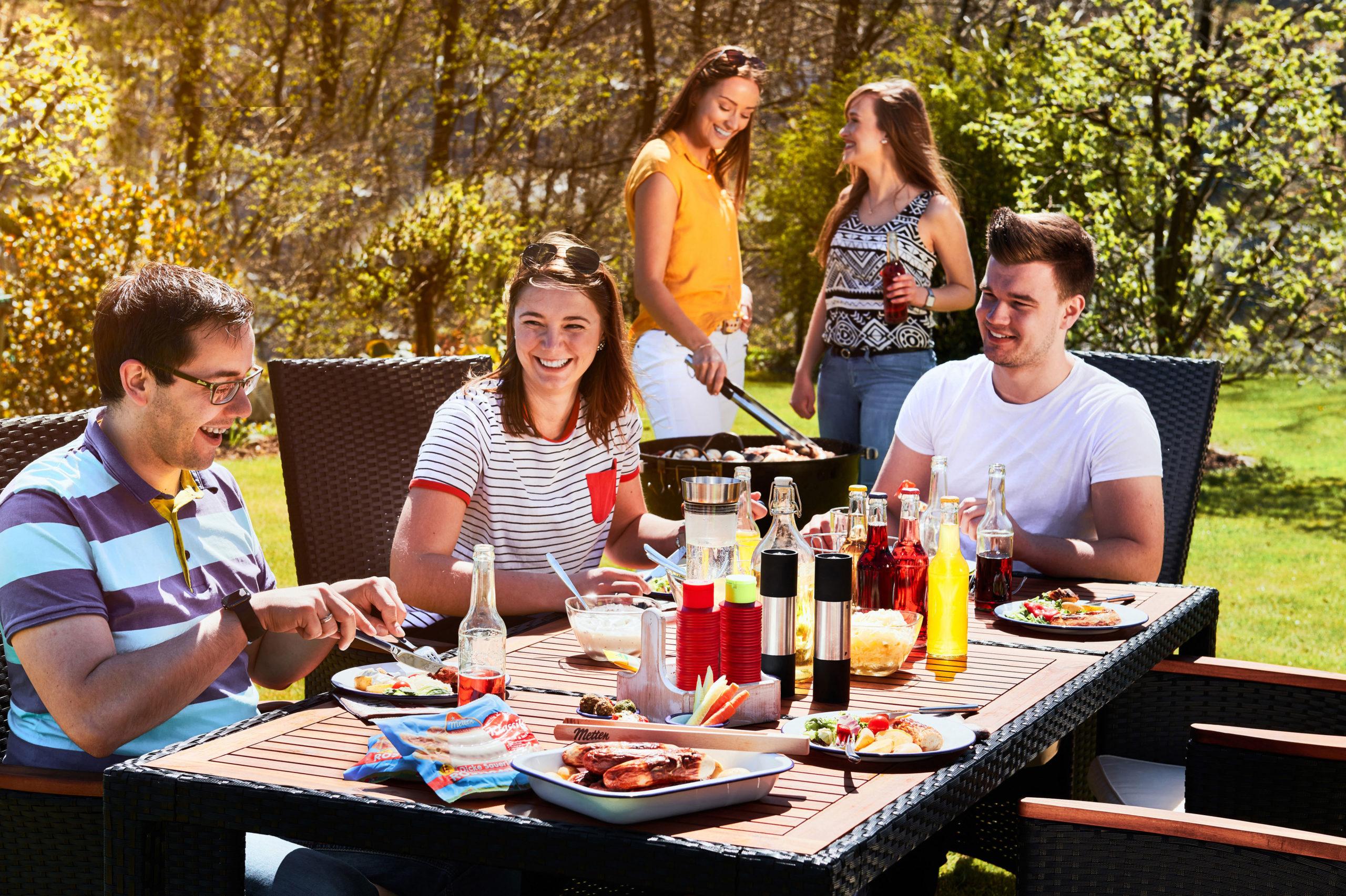 Fünf Tipps für eine gelungene Grillparty