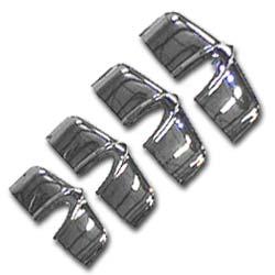 Corvette grille teeth