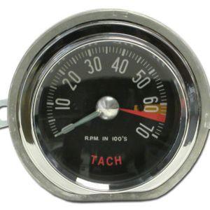 1959 Corvette Tachometer FI