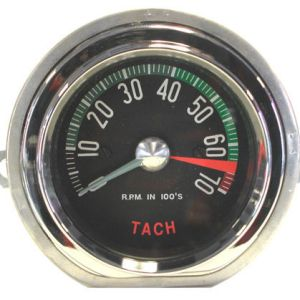 1960 Early Corvette Tachometer 6500