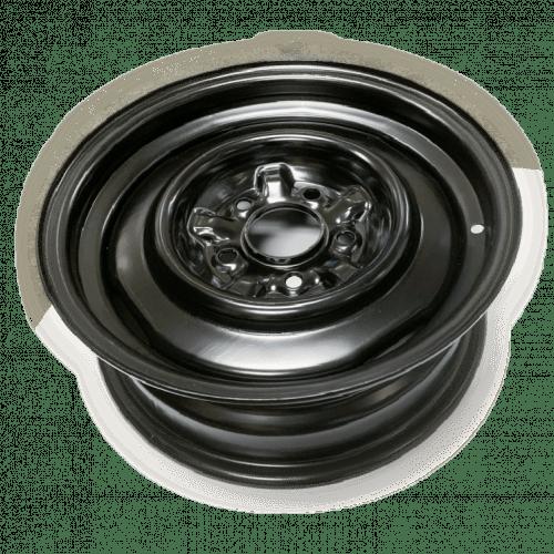 1965-1966 Corvette Steel Wheel Front