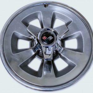 1965 Corvette Hubcap Part #1039. 1