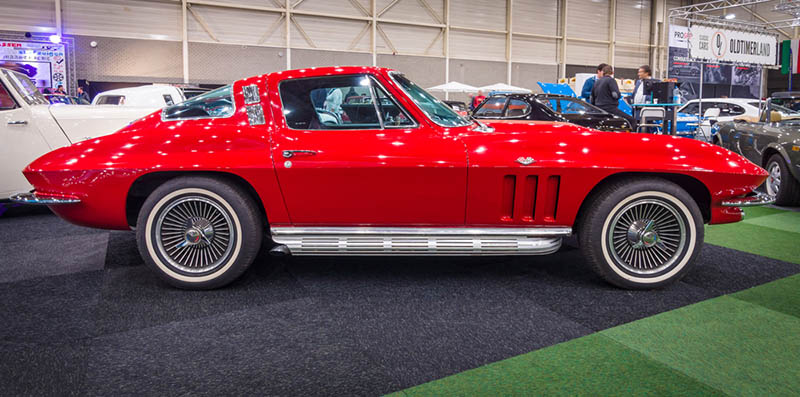 C2 Corvette exterior Parts