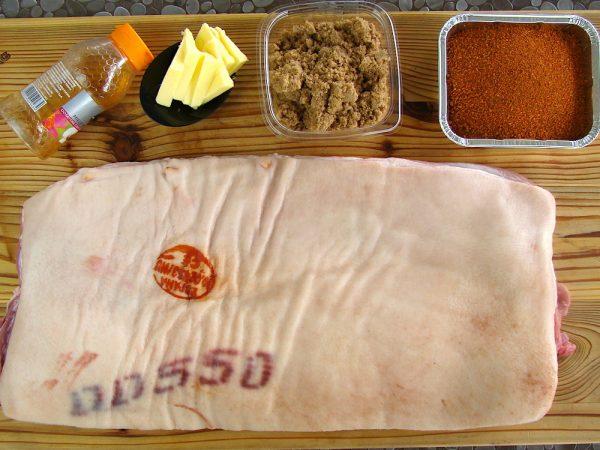 Ingredienti Pork Burn Ends