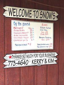 Texas Snow's