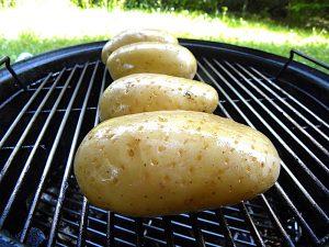 Precottura Twice Baked Potatoes