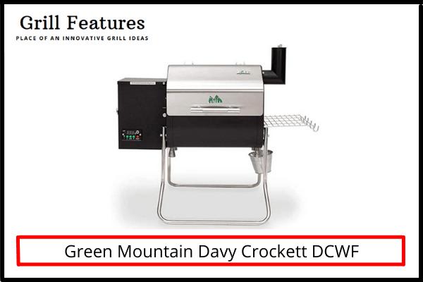 Green Mountain Davy Crockett DCWF Review Grill – 2021