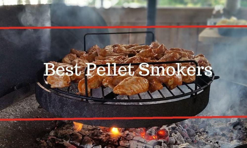Top 10 Best Pellet Smokers in 2021 Worth Buying