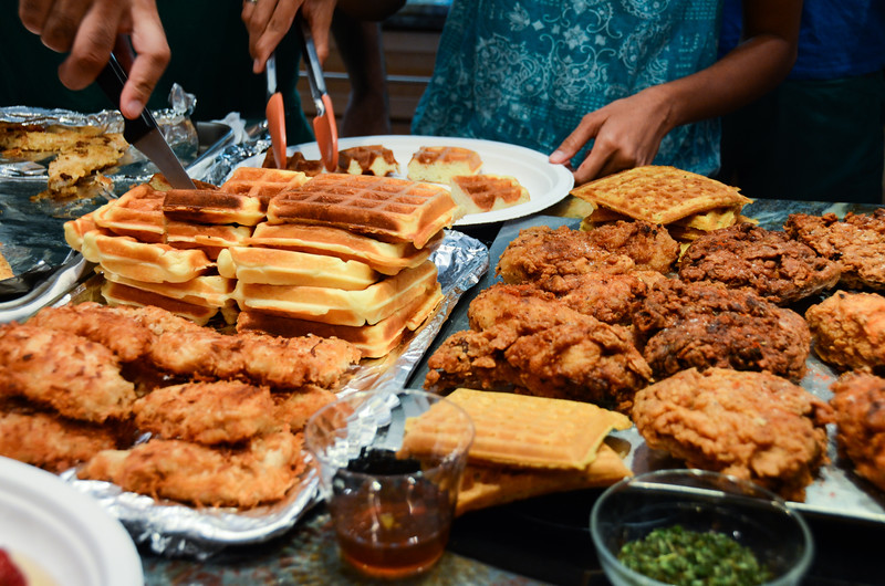 Dinner Parties 2.0: The Interactive Cooking Competition ...