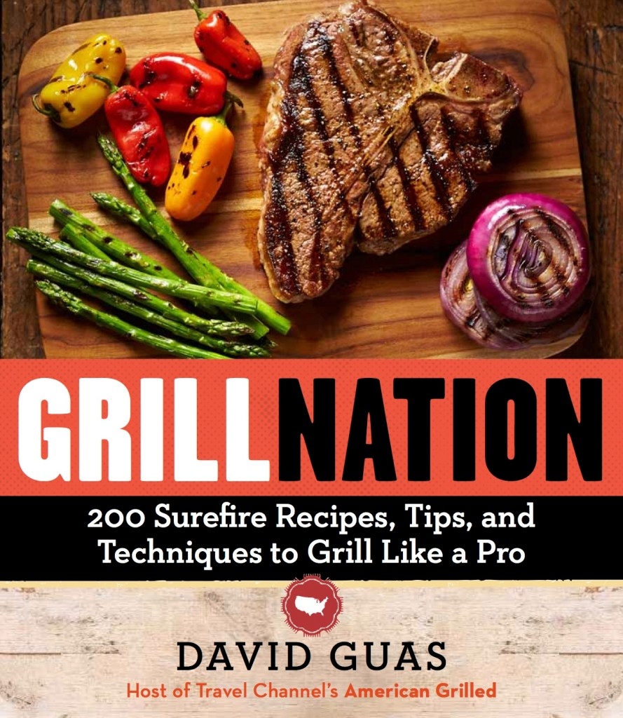 I  can't wait to dig into some of David's recipes in his new cookbook!