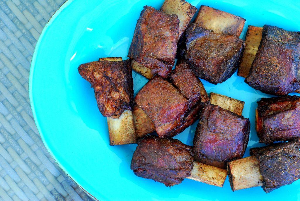 beef short ribs pit barrel cooker