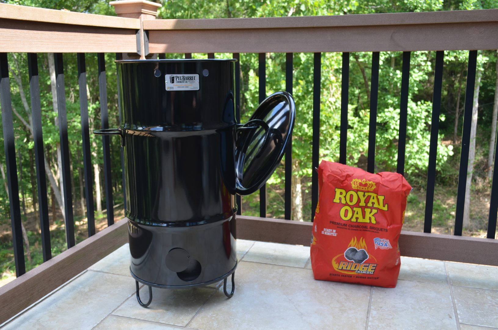 PitBarrel Junior Giveaway in Time for Thanksgiving!