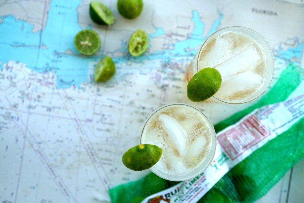 paleo friendly skinny margarita recipe