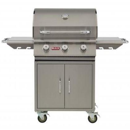 BullBBQ SteerCart parim gaasigrill grilliguru