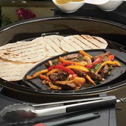 Broil King Keg malmplaat keraamiline grill grilliguru